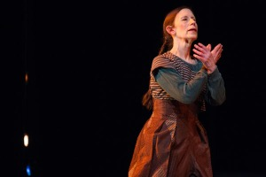 "Meredith Monk in ""On Behalf of Nature""/Photo by Spencer Davis"