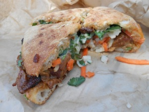 Pork Belly Bahn Mi