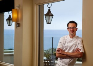 Chef Vincent Lesage, Bacara Resort & Spa